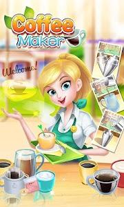 커피 디저트 메이커 - 무료 요리 게임 이미지[1]