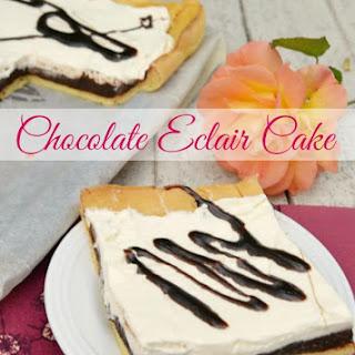 Chocolate Eclair Dessert Chocolate Pudding Recipes