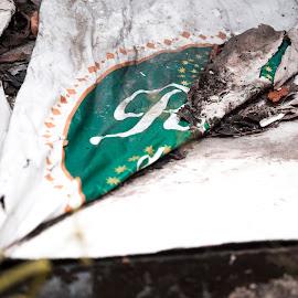 Recycling by Matizki Blixten - Abstract Patterns ( urban exploration, malaysia, kl, kuala lumpur, exploring, adventure, urbex, asia, factory, southeast asia, industry, abandoned, decay )