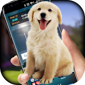 Dog on Screen Simulated APK for Bluestacks