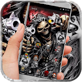App skull Hiphop Street Graffiti APK for Windows Phone