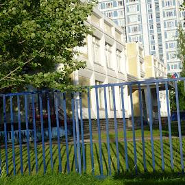 My old Kindergarten, Moscow, Russia (2) by My Photo - City,  Street & Park  Neighborhoods