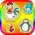Game Animals Vocabulary for Kids version 2015 APK
