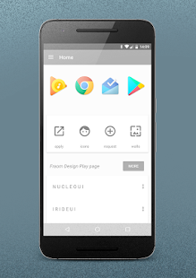 Chromatin UI - Icon Pack- screenshot thumbnail