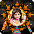 Diwali DP Maker APK for Bluestacks