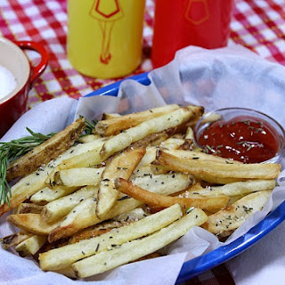 Fried Rosemary French Fries Recipes