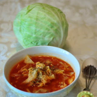 Low Sodium Cabbage Soup Recipes