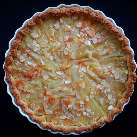 Mazarin Tart Recipe | Yummly