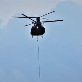 by Koh Chip Whye - Transportation Helicopters