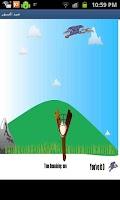 Screenshot of لعبة صيد النسور