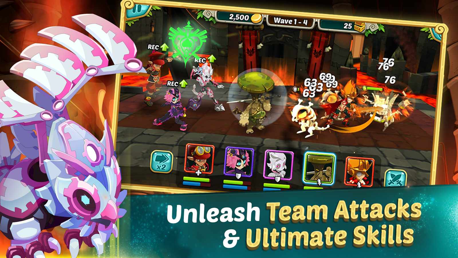 Wakfu Raiders Screenshot 5