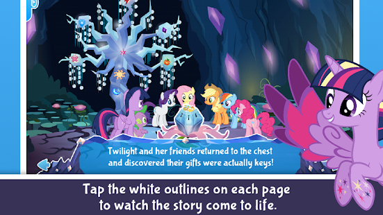 My Little Pony Twilight Reigns - screenshot