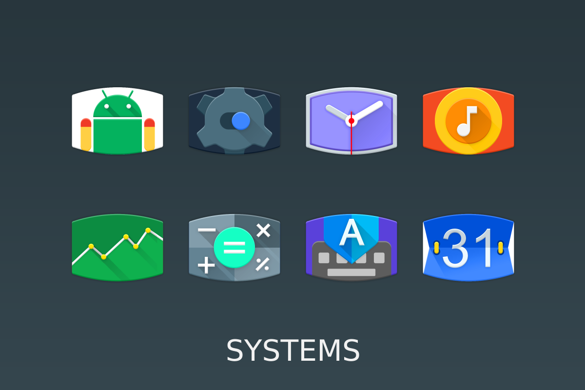 Panorama Material Icon Pack Screenshot 19