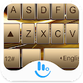 App Luxury Gold Keyboard Theme APK for Windows Phone