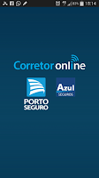 Screenshot of Corretor Online