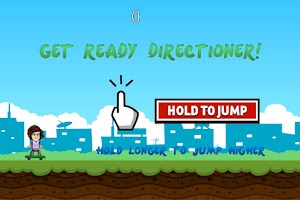 Screenshot of Jumpy 1D for One Direction