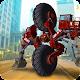 Futuristic Robot Excavator