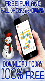 snowman games for free frosty - screenshot