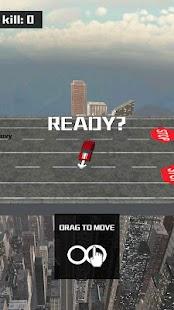 Car bumper.io - Roof Battle