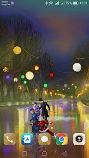 Free Christmas Rink Live Wallpaper APK for Windows 8
