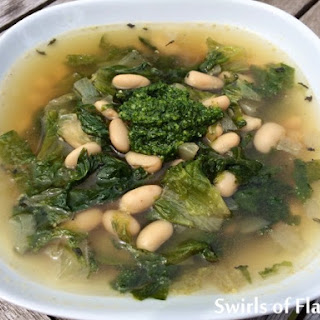 White Bean & Escarole Soup