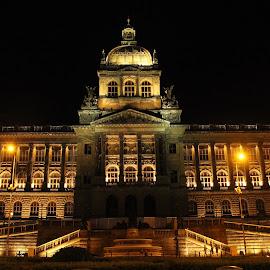 Prague by Masita Hanifiyah - Buildings & Architecture Public & Historical ( #church )