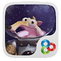 Ice Age GO Launcher Theme APK for Bluestacks