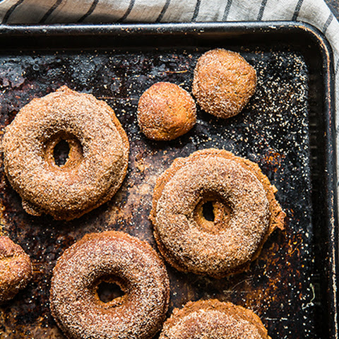 Apple Cider Baked Donut