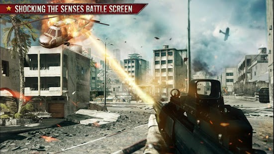 Free Death Shooter: contract killer APK for Windows 8