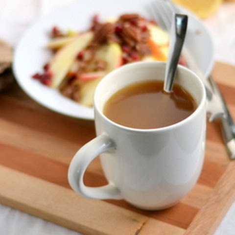 Instant Hot Apple Cider From Scratch!