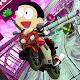 Nobita Dirt Bike Race Extream Chalange