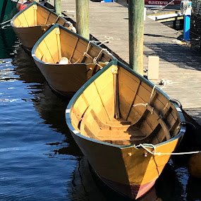 Dockside In Gloucester by Donna Silva - Instagram & Mobile iPhone