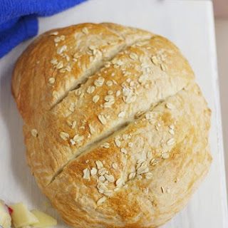 The Breadmaker's Rustic Loaf
