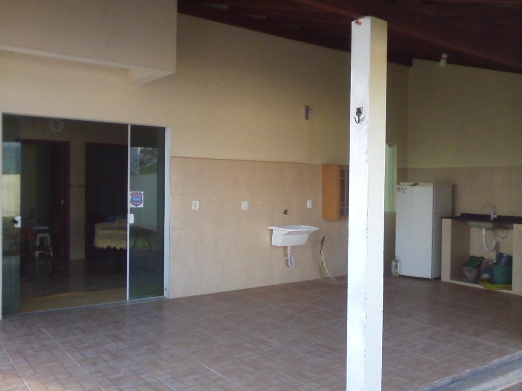 Casa 3 Dorm, Praia do Sonho (ens Brito), Palhoca (CA0486) - Foto 17