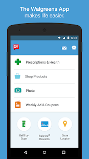 Walgreens APK for Blackberry