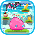 Game Jelly Slime Jump Games APK for Kindle