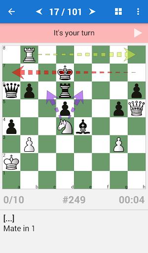 Chess Combinations Vol. 1 - screenshot