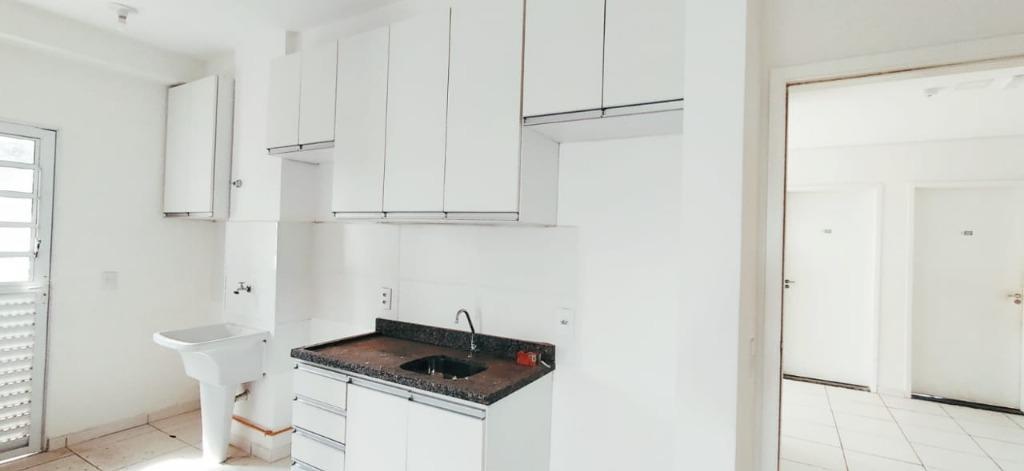 Apartamento com 2 dormitórios, 56 m² - venda por R$ 215.000 ou aluguel por R$ 1.100/mês - Loteamento Adventista Campineiro - Hortolândia/SP