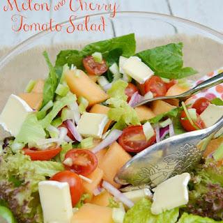 Cantaloupe Salad Lettuce Recipes