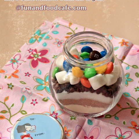 Hot Chocolate Mix-In-a-Jar