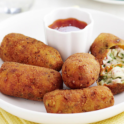 Ham and Cheese Croquettes