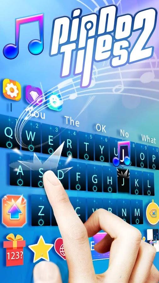 piano tiles 2 tastatur android apps download. Black Bedroom Furniture Sets. Home Design Ideas