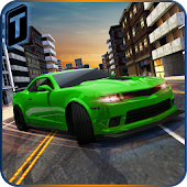 APK Game City Drift Racer 2016 for BB, BlackBerry