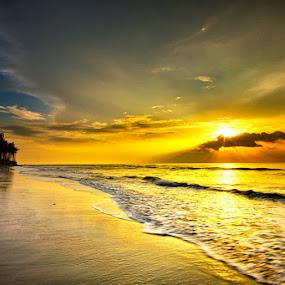 by Satrya Prabawa - Landscapes Sunsets & Sunrises