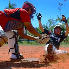 Slidddddddddeeeeeeeeeeeeeeeeeeee by Rangga Yuda - Sports & Fitness Baseball