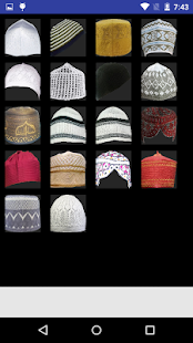 Namaz Cap Photo Monetize - screenshot