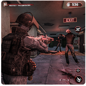 Download Ultimate Zombie Shooting War For PC Windows and Mac