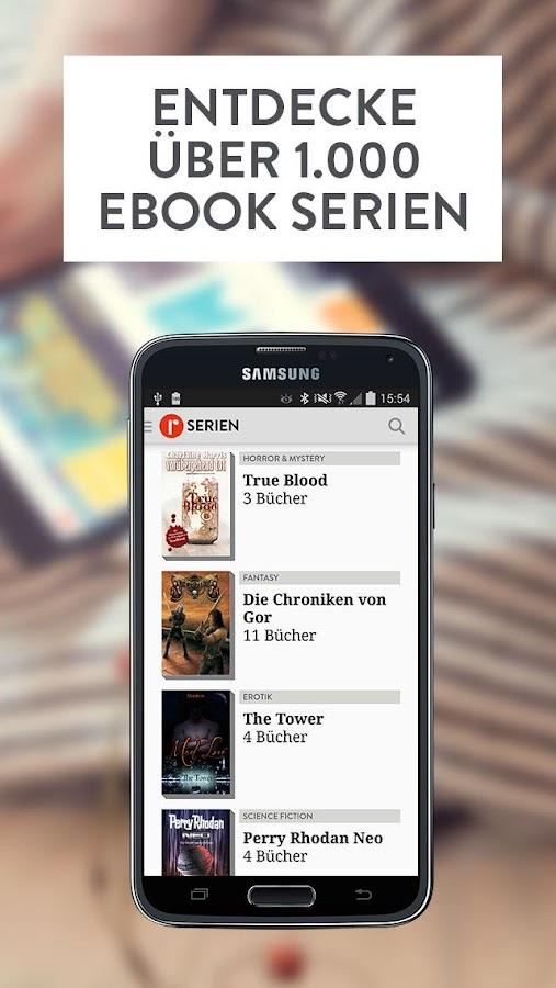 readfy - eBooks gratis lesen Screenshot 1