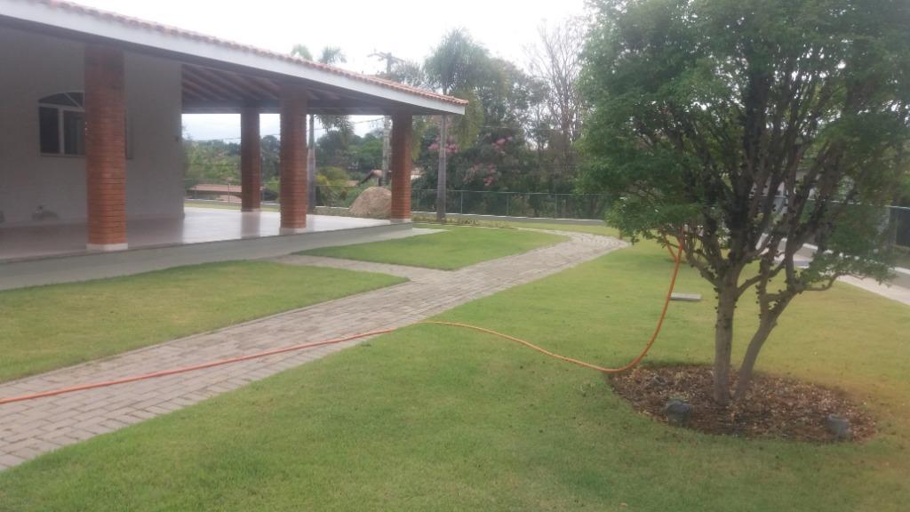 Casa com 3 dormitórios para alugar, 240 m² por R$ 5.000/mês - Marambaia - Vinhedo/SP