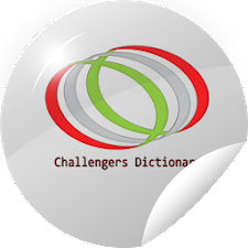 Challengers Dictionary